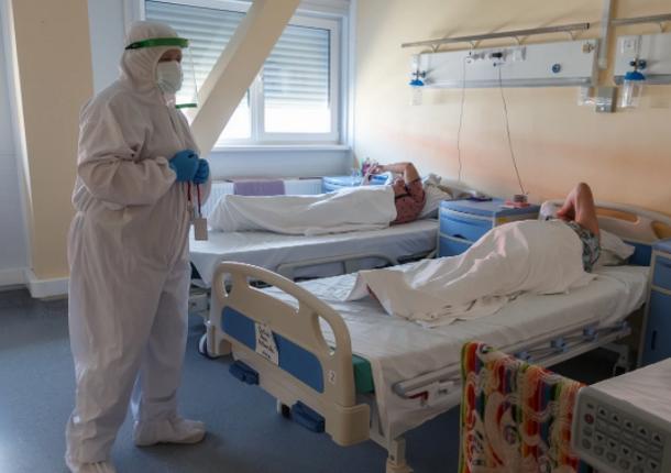 В Кузбассе 171 новый случай коронавируса