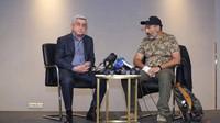 Переговоры Сержа Саргсяна и Никола Пашиняна